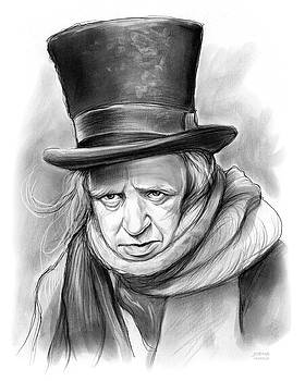 Scrooge by Greg Joens