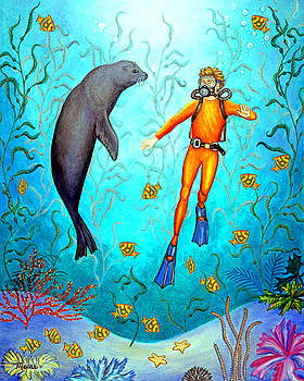 Linda Mears - SCUBA Diver Two
