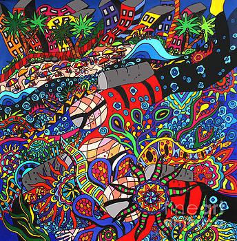 Scuba down under by Karen Elzinga