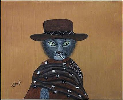 Sculley the Mexican Mafia by Catherine Velardo
