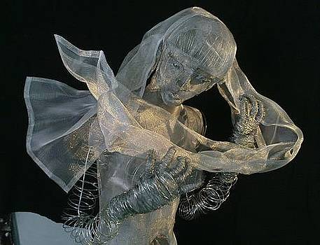 Sculpture by Lydie Dassonville