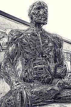 Sculpture by Robert Brusca