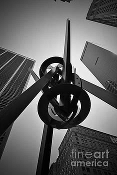 Jost Houk - Sculpture to the Sky