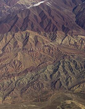 Tim Grams - Sculptured Hills- Afghanistan