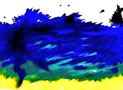 Sea at War by Akil Molyneaux