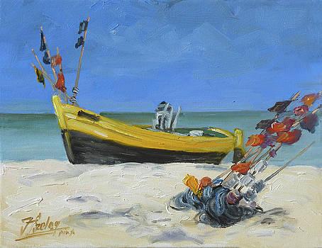 Sea beach 4 - Baltic by Irek Szelag