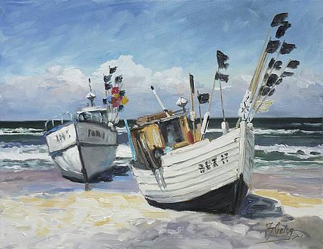Sea beach 9 - Baltic by Irek Szelag