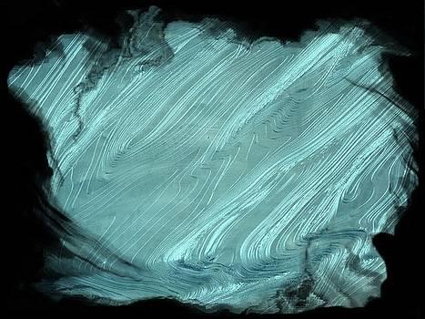 Sea Blue by Athala Carole Bruckner