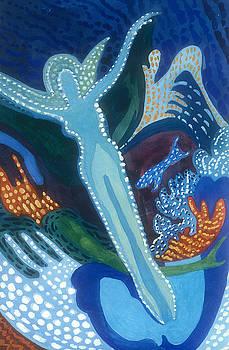Sea Dreams by Sandra Salo Deutchman
