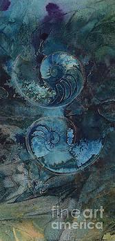Sea Dwellers I by Jann Dillon