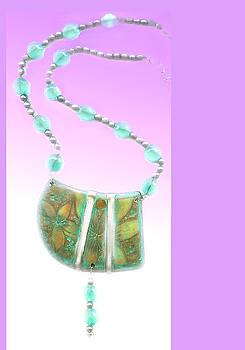 Gertrude Palmer - Sea Flower Necklace