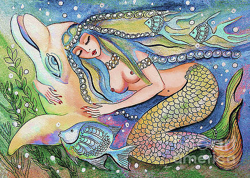 Sea Friends by Eva Campbell