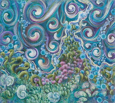 Sea Garden by Karen Forsyth