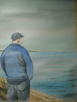 Sea Gaze by Anthony Ross