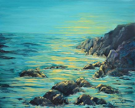 Sea Glow by Joyce Nash
