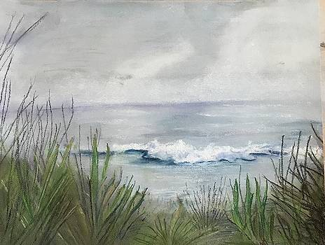Sea Grass by Peggy Paulson