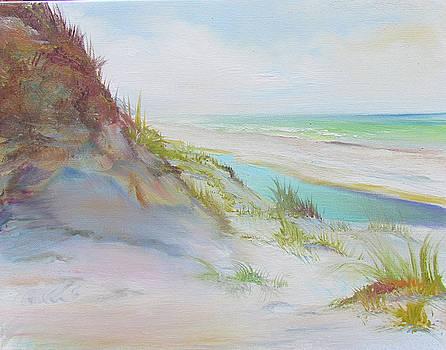Sea Grove Beach by Jill Holt