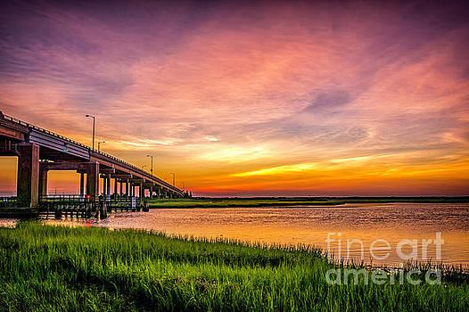 Nick Zelinsky - Sea Isle Sunset