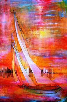 Sea Joy by Patricia Velasquez de Mera
