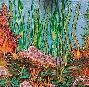 Sea Life by Betsy Carlson Cross