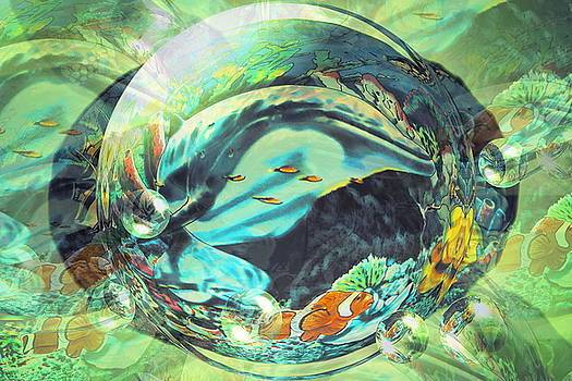 Sea Life by Joyce Dickens