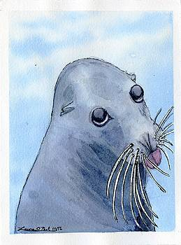 Sea Lion by Laura O'Neal