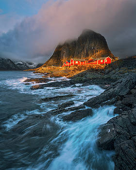 Sea Lodges of Lofoten by Tor-Ivar Naess