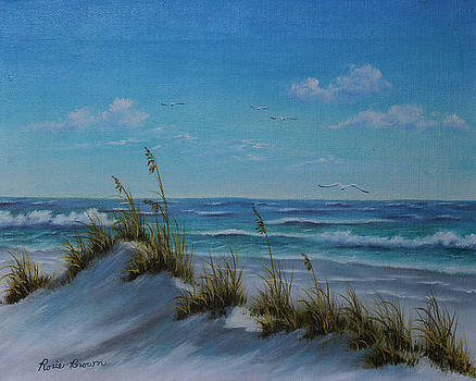 Sea Oats by Rosie Brown