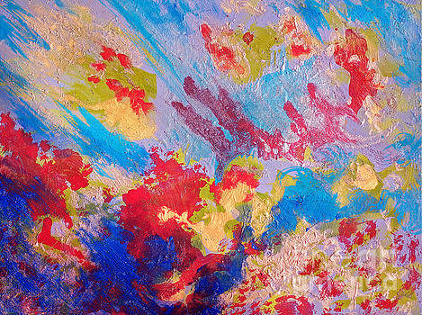 Sea of Color by Sandra Silva