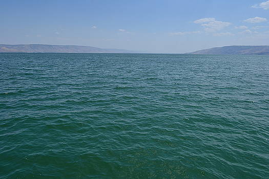 Sea of Galilee by Atul Daimari