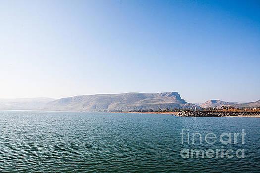 Sea of Galilee by Kaitlyn Suter