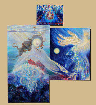 Anne Cameron Cutri - Sea of the Soul