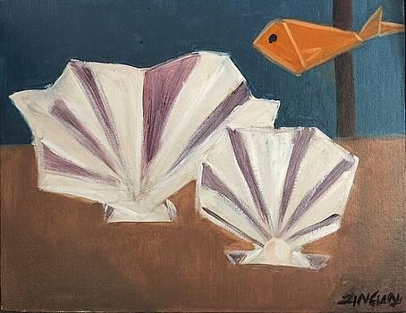 Sea origami by Ramya Sundararajan