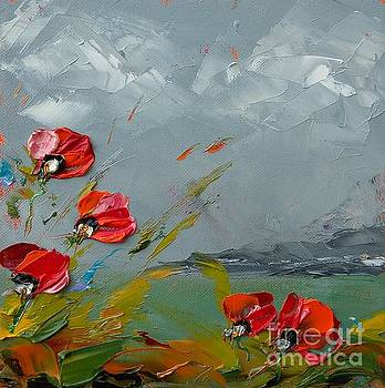 Sea Poppies by Ivailo Georgiev