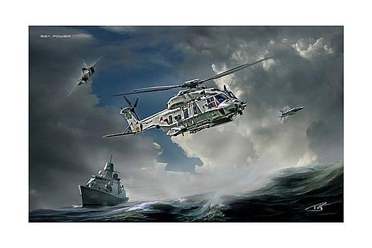 Sea Power by Peter Van Stigt
