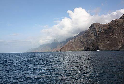 Diane Merkle - Sea Rock and Sky