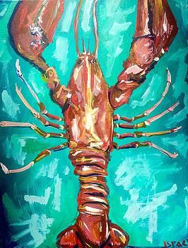 Sea Series Lobster by Israel Fickett