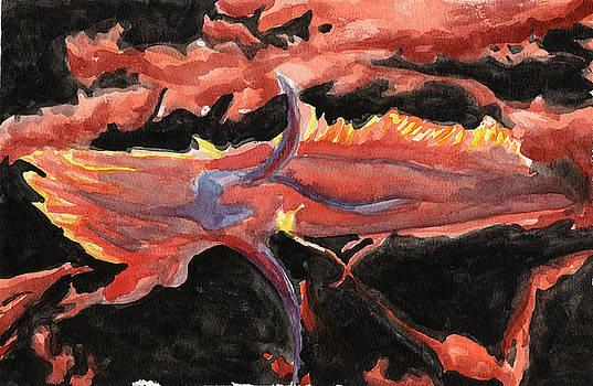 Sea Slug by Megan Welcher