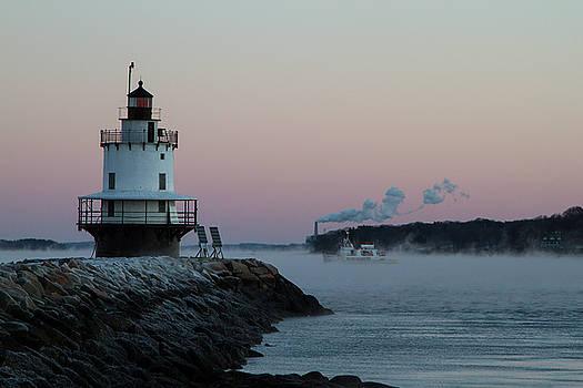 Sea Smoke by Darryl Hendricks