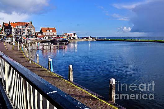 Sea Sound of Volendam  by Silva Wischeropp