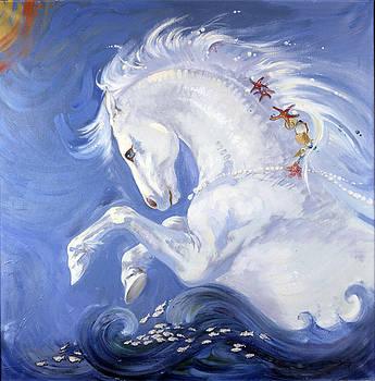 Silvia  Duran - Sea Stallion