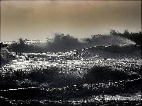 Sea Storm 666 by Mirza Ajanovic
