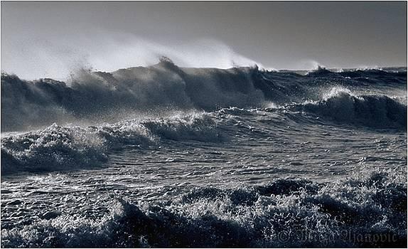 Sea Storm by Mirza Ajanovic