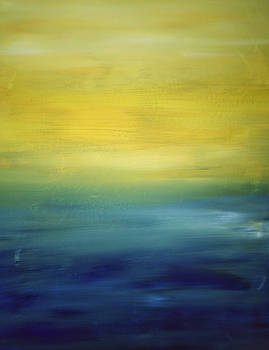 Sea to Field of Dreaming by Marcus Bowman