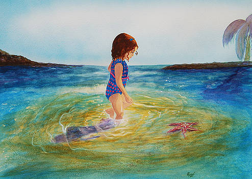 Sea Treasure by Rene LeGrue
