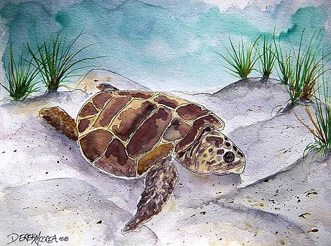 Sea Turtle 2 by Derek Mccrea