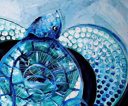 Sea Turtle 2 by J Vincent Scarpace