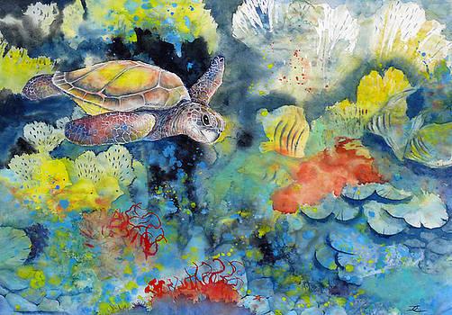 Dee Carpenter - Sea Turtle