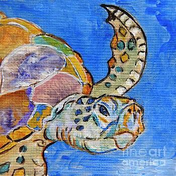 Sea Turtle by Ella Kaye Dickey