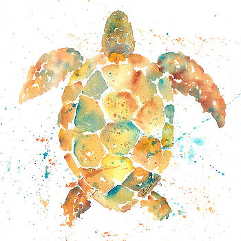 Sea Turtle by Joyce Casey